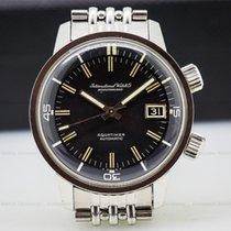 IWC 812 AD 812 Vintage Aquatimer Automatic SS / GF BRACELET...