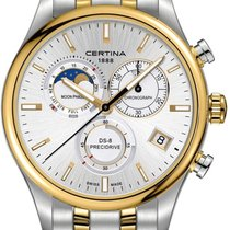 Certina DS-8 Moon Phase C033.450.22.031.00 Herrenchronograph...