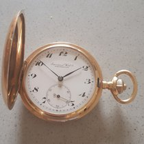 IWC 38. International Watch Co Schaffhausen - 14Kt. Double...