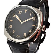 Panerai PAM00376 PAM 376 - Radiomir 3 Days - White Gold on...