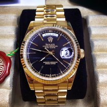 Rolex President Day-Date Dial black