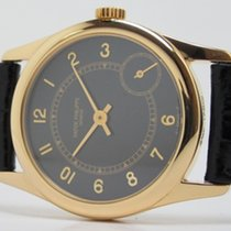 Patek Philippe Calatrava 5000J 18K Solid Yellow Gold