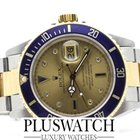Rolex Submariner SULTAN 16613 ACCIAIO E ORO GOLD diamond  1880