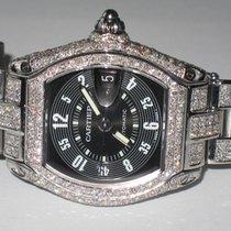 Cartier Roadster Automatic Diamonds