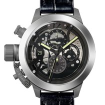 U-Boat Classico 45 Titanio Skeleton Limited Edition