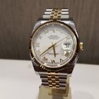 Rolex Datejust 116233 Gold and Steel 36mm 2016