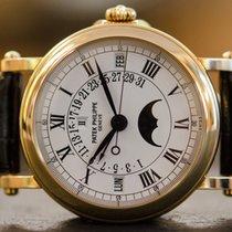 Patek Philippe Perpetual Calendar in Yellow Gold