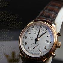 萬國 (IWC) IW390402  Portugieser  Chronograph Classic Mens