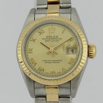 Rolex Oyster Perpetual Datejust Automatic 18k Gold and Steel...