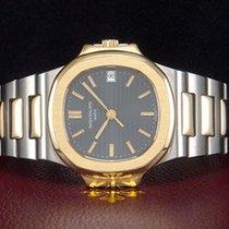 Patek Philippe Nautilus 3800 Stahl/Gelbgold LC100 Ref. 3800/001