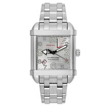 JeanRichard Men's Paramount Square Sebring Watch