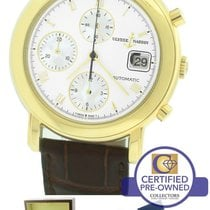 Ulysse Nardin San Marco Yellow Gold MOP Chronograph Automatic...