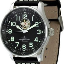 Zeno-Watch Basel X-Large Pilot Open Heart