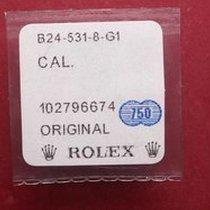 Rolex Krone 24-531-8 MONOBLOC in Vollgold (keine Goldhaube)ers...