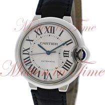 Cartier Ballon Bleu 36mm Automatic, Silver Dial - Stainless...