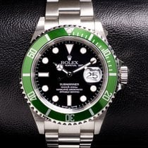 "Rolex Submariner 16610LV Mark I NOS ""Slim 4"""