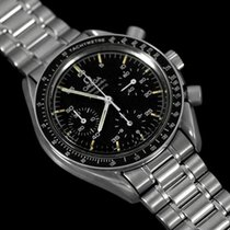Omega Speedmaster Reduced Chronograph Watch, Automatic, SS