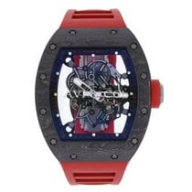 "Richard Mille Bubba Watson ""Dark Legend"" Ceramic/Titan..."