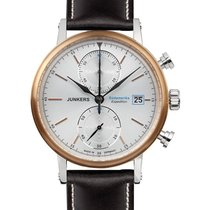 Junkers Expedition South America Swiss Chrono Watch 42mm Case...