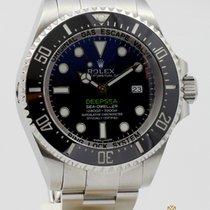Rolex Sea-Dweller DeepSea D-Blue Full Set