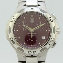 TAG Heuer Kirium Chronograph 200 Quartz Steel CL1113