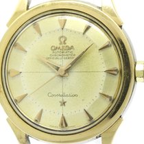 Omega Constellation Cal 505 Pie Pan Dial Watch Head Only...