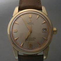 Omega vintage 1960 seamaster gold/steel calendar ref 2849-11...