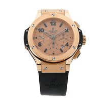 Hublot Evolution Big Bang Watch 18KT Rose Gold 301-PX 44 mm