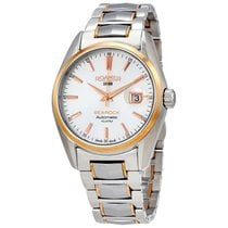 Roamer Searock Silver Dial Automatic Men's Two Tone Watch