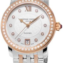 Frederique Constant World Heart Federation Steel Womens Watch...