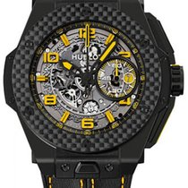 Hublot Big Bang Ferrari Carbon Ceramic