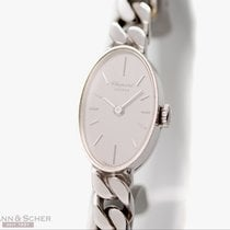 Chopard Lady Size Ref-5026 18k White Gold Bj-1973
