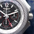 Breitling Bentley GMT Light Body B04 S 45mm Titanium on Rubber...