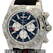 Breitling Chronomat GMT Windrider Stainless Steel 47mm