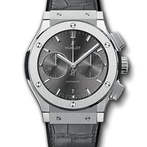 Hublot Classic Fusion Racing Grey Chronograph Titanium 45 mm...