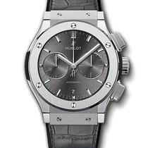 Hublot Classic Fusion Racing Grey Chronograph Titanium 45 mm...