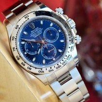 Rolex Oyster Perpetual Chronograph White Gold Daytona Watch