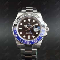 "Rolex GMT-Master II Ceramica - ""Batman"" FULL SET"