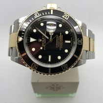 Rolex Submariner Date Steel/Gold M-Series Box+Papers 16613LN