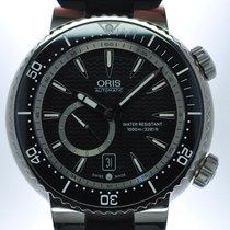 Oris Mans Automatic Wristwatch Divers 1000 m