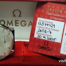 Omega Perfect Omega 38mm Oversize Jumbo Vintage Omega Service