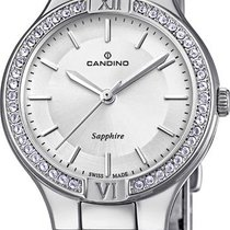 Candino Casual Afterwork C4626/1 Damenarmbanduhr Swiss Made