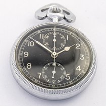 Breitling Wakman Chronograph, Navigator, US military, 1940s