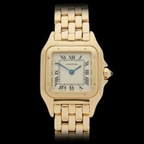 Cartier Panthere 18k Yellow Gold Ladies 1070 or W25022B9