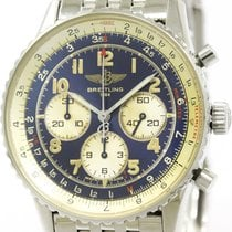 Breitling Polished Breitling Navitimer 92 Chronograph Automati...