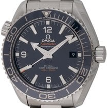 Omega Seamaster Planet Ocean 600m Master Co-Axial