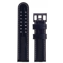 Hamilton X-Mach Carbon Lederband 22/22 H600.766.101