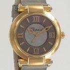 Chopard Imperiale 36 MM Rose Gold/Diamonds