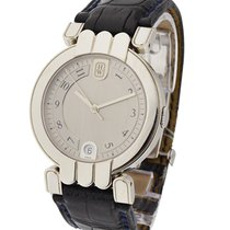 Harry Winston Ocean_Plat-Strap Vintage 36mm in PLatinum - on...
