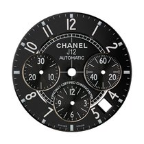 Chanel J12 41mm Black Custom Dial